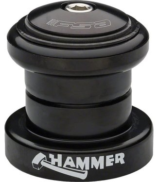 FSA (Full Speed Ahead) Hammer 1-1/8 Heavy Duty Threadless Headset Black