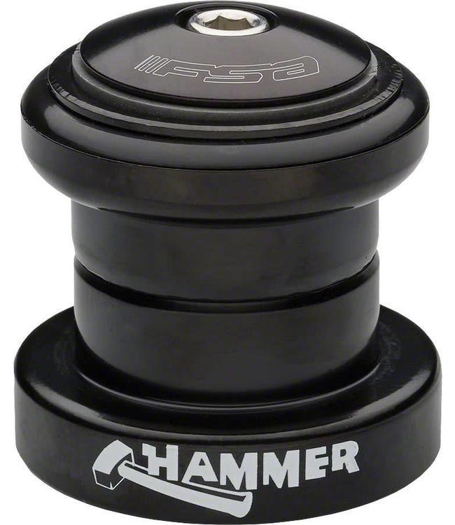 748d13f5daac2 FSA (Full Speed Ahead) Hammer 1-1/8 Heavy Duty Threadless Headset Black