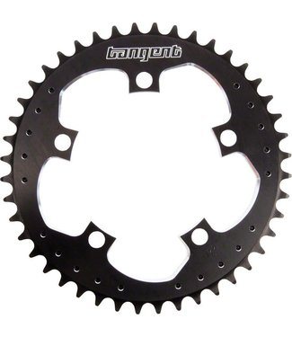 Tangent 4-BOLT 36T CHAINRING BLACK