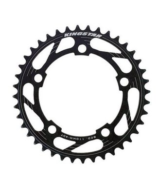 Kingstar 5 BOLT 39T CHAINRING BLACK