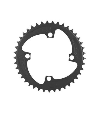 MCS 4-BOLT CHAINRING BLACK