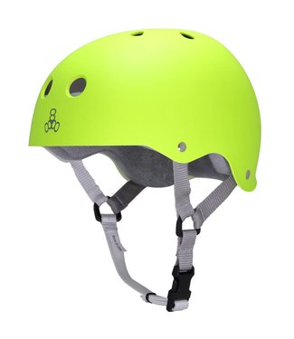Triple Eight SWEATSAVER HELMET NEON ZEST