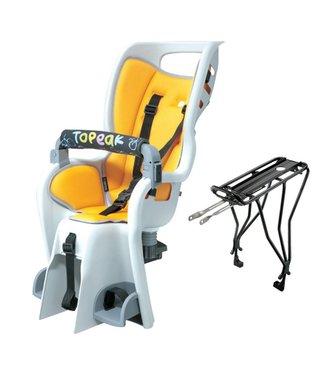 TOPEAK BABY SEAT TOPEAK BABYSEAT II 15 wDISC RACK