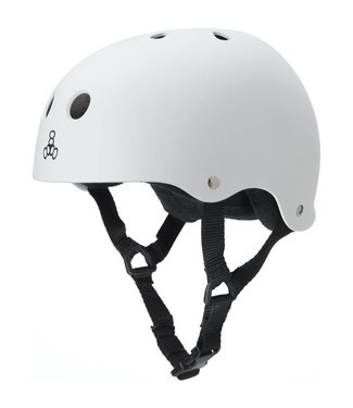 Triple Eight SWEATSAVER HELMET WHITE