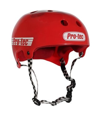 PROTEC BUCKY LASEK HELMET RED MEDIUM