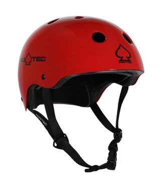 PROTEC CLASSIC CERTIFIED HELMET RED L