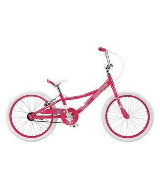 "SUN BICYCLES FLOWER POWER 20"" PINK 2018"