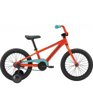 CANNONDALE Trail 16 Single-Speed Boy's Acid Red
