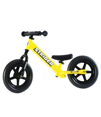 Strider Sports Strider 12 Sport Kids Balance Bike: Yellow