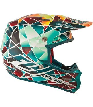 FLY RACING FORMULA FACET  HELMET ADULT X-SMALL