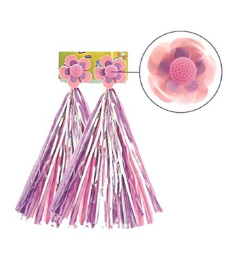STREAMERS WINDMILLS pink/purple