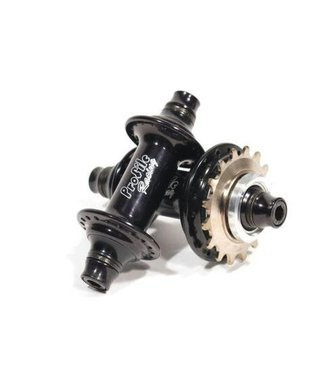 PROFILE RACING Elite RHD HUBSET BUTTON HEAD BLACK race