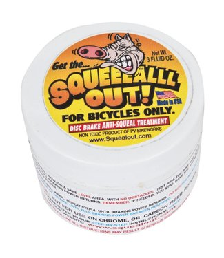 Squeal Out DISC BREAK SQUEEK OUT TREATMENT  JAR