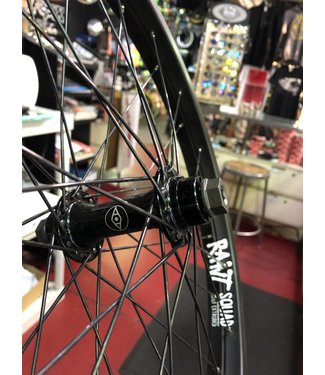 Rant CUSTOM BMX FRONT WHEEL