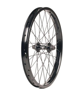 Salt Plus Summit Front BMX Wheel BLACK