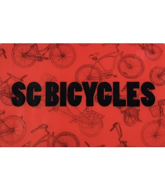 SC BICYCLES GIFT CARD