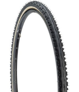 Kenda Kross Plus K847 Tire 700x38c Steel Bead Black/Tan