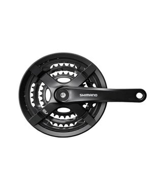Shimano FRONT CHAINWHEEL, FC-TY501, FOR REAR 6/7/8-SPEED, 170MM