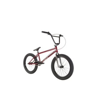 "FIT BIKES 2020 TRL 21"" TRANS RED"