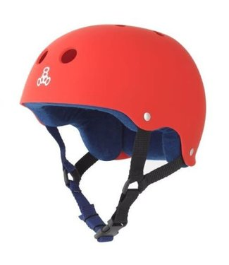 Triple Eight SWEATSAVER HELMET UNITED RED
