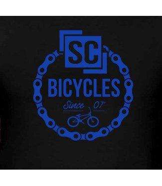 SC BICYCLES BLACK HOODIES (ADULT SIZES)