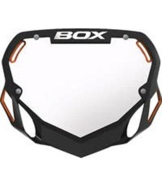 Box PHASE 1 MINI NUMBER PLATE BLACK