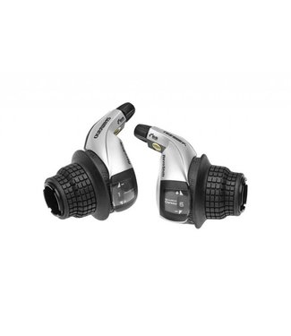 Shimano SL-RS47 TOURNEY 3X7 SPD TWIST SHIFT SET