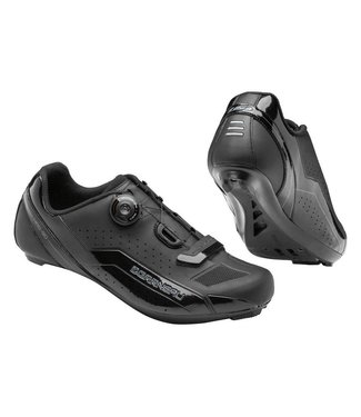 Louis Garneau PLATINUM MEN'S CYCLING 41EU SHOE BLACK