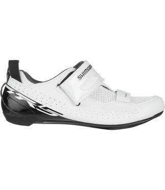 Shimano TR5 MEN'S CYCLING SHOE WHITE