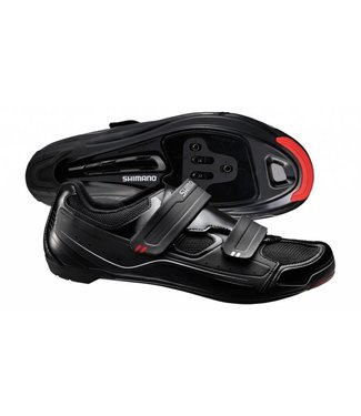 Shimano SH-RO65L MEN'S CYCLING SHOE BLACK