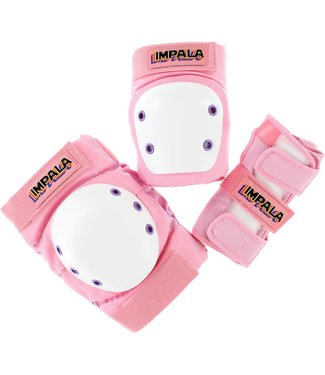 IMPALA KIDS PROTECTIVE PACK PAD SET JUNIOR