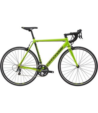 CANNONDALE CAAD Optimo TIAgra 56 Acid Green