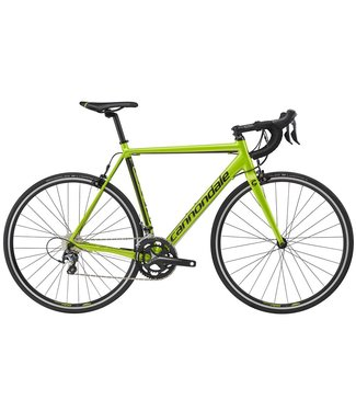 CANNONDALE CAAD Optimo TIAgra 58 ACID GREEN