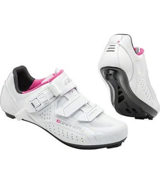 Louis Garneau Cristal Women's Cycling Shoe White 38