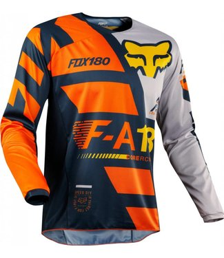 Fox Racing KIDS 180 SAYAK JERSEY [ORG] KS (CLEARANCE)