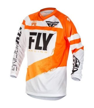F-16 JERSEY ORANGE YL   (CLEARANCE)