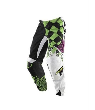 Fox Racing youth 180 checked out pants W26