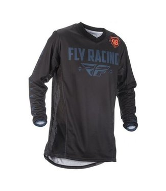 FLY RACING PATROL JERSEY GREY/ORANGE/BLACK L