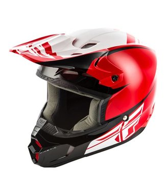 FLY RACING KINETIC SHARP FULL FACE