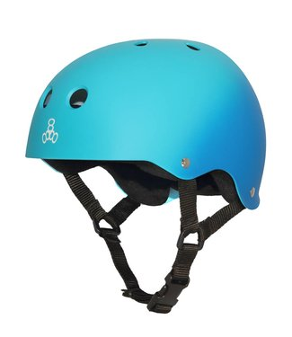 Triple Eight SWEATSAVER HELMET BLUE FADE RUBBER