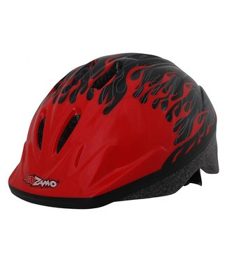 KIDZAMO FLAME YOUTH HELMET XS/SM