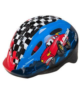 LIMAR 123 RACE YOUTH HELMET S