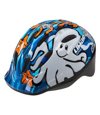 LIMAR 123 WAVE YOUTH HELMET S