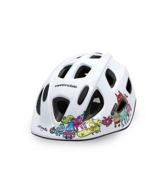 CANNONDALE QUICK JR BURGERMAN YOUTH HELMET