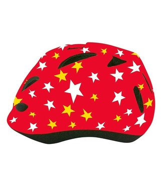 EVO THUMPER JR YOUTH HELMET RED STARS XS