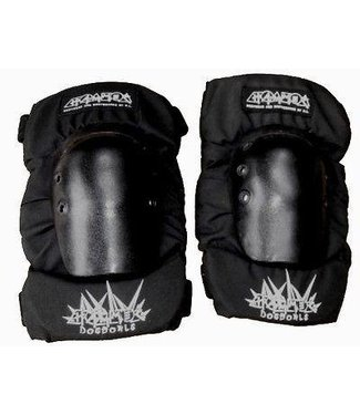 HAMMER DOGBOWLS KNEE PADS LARGE