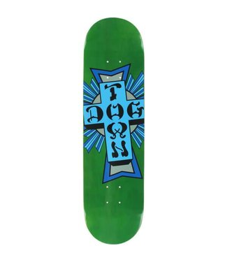 DOGTOWN STREET CROSS DECK 8.0 green/blue