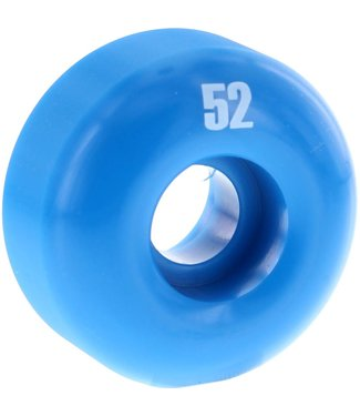 Essential SKATEBOARD Wheels 4 pack 52MM blue