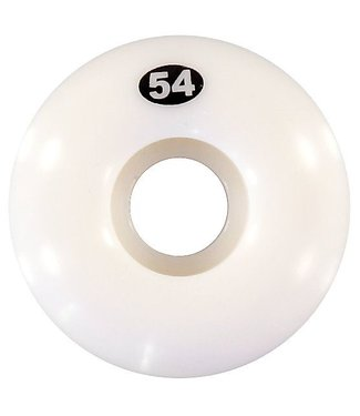FORM SKATEBOARD Wheels 4 pack 54MM white