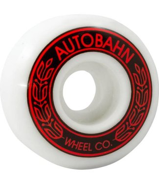 AUTOBAHN AB-S skateboard wheels 53mm 99A blk/red
